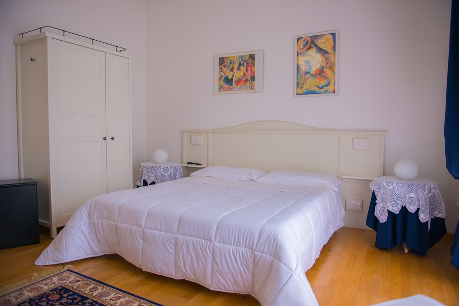 Zimmer n. 4 Doppelzimmer
