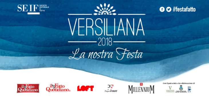 La Versiliana 2018 Il fatto Quotidiano
